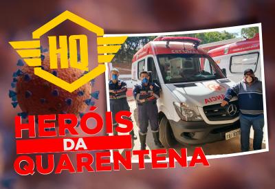 Heróis da Quarentena