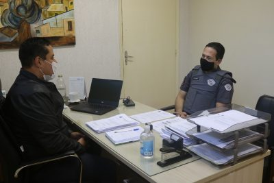 Prefeitura de Itapeva e Polícia Militar desenvolvem ação conjunta de prevenção ao Covid-19