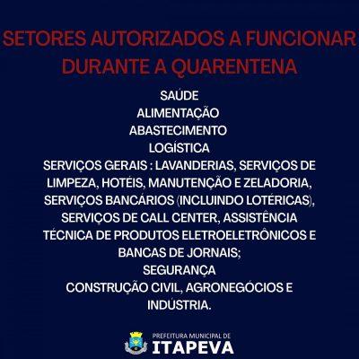 Setores considerados essenciais podem funcionar com restrições, segundo o Plano SP