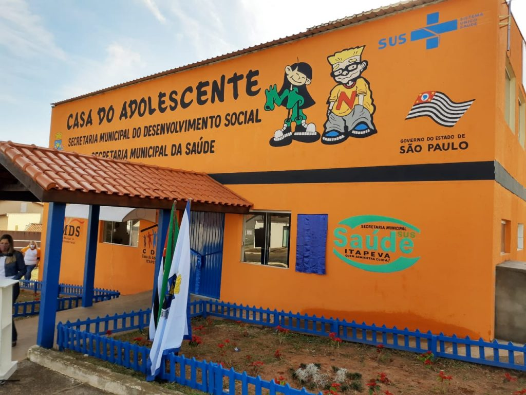 Secretaria de Desenvolvimento Social inaugura nova sede da Casa do Adolescente