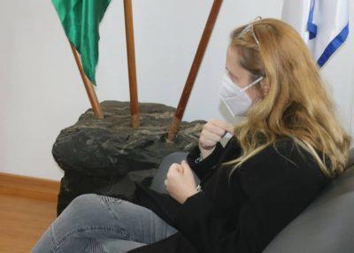 Diretora Regional da Saúde realiza visita técnica a Itapeva