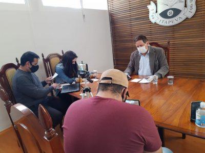 Prefeitura de Itapeva realiza pronunciamento sobre a reabertura do comércio a partir desta segunda-feira, dia 13