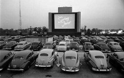 Vereador verifica junto Secretaria da Cultura possibilidade de sessão de cinema drive in