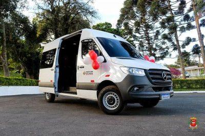 Prefeitura adquire Van 0 km para a Secretaria de Saúde