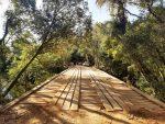 Parceria entre prefeituras garante a reconstrução de ponte no Bairro Avencal