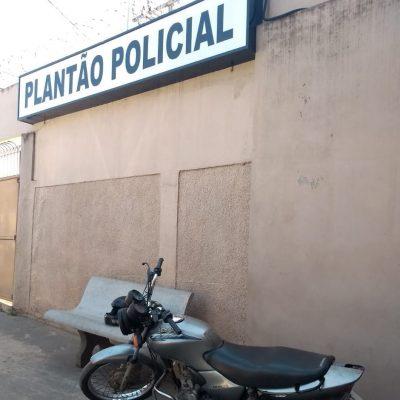 GCM recupera moto furtada