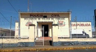 PM prende condenado a mais de 22 anos de prisão por estupro em Itararé
