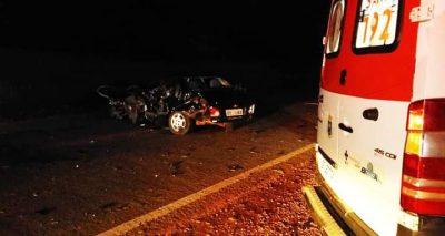 Grave acidente tira a vida de uma itapevense na SP-249