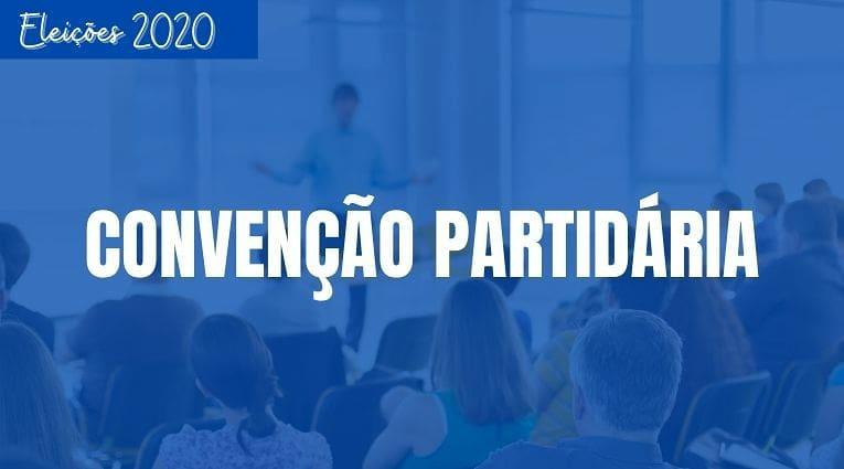 Convenções partidárias para escolhas de candidatos e coligações encerram-se nesta quarta (16)