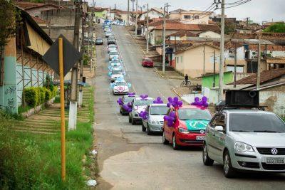 Itapeva 251 anos: Carreata corporativa marcou a comemoração do aniversário da cidade