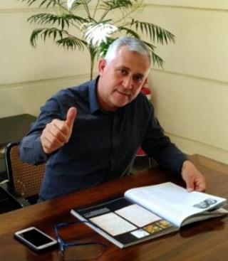 Marmo Fogaça é o candidato do PSD ao Poder Executivo