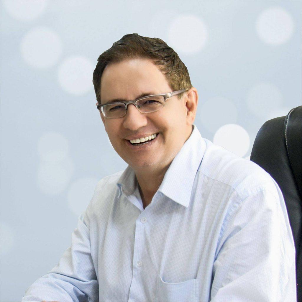 Dr. Mário é o candidato do DEM para prefeito