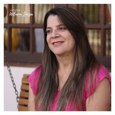Wiliana Souza: vice de Oziel Pires diz estar preparada e motivada para o desafio assumido