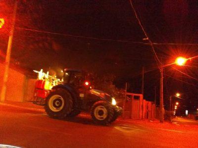 Prefeitura realiza serviços de pulverização no Morada do Bosque