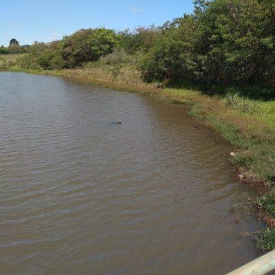 Corpo encontrado no Pilão D'Água é de homem com idade entre 25 e 30 anos