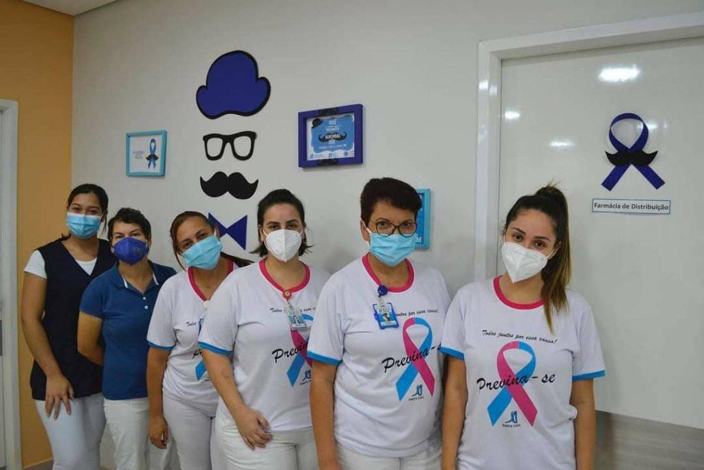 Novembro Azul: Unidade do Câncer da Santa Casa reforça importância dos exames preventivos