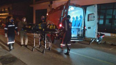 Atropelamento é registrado na Vila Nova
