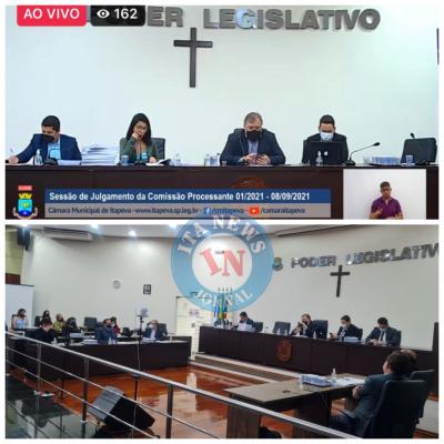Agora: Câmara Municipal de Itapeva vota se afasta ou não prefeito do cargo