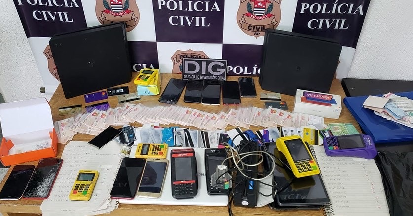 Polícia Civil de Itapeva realiza operação em São Paulo