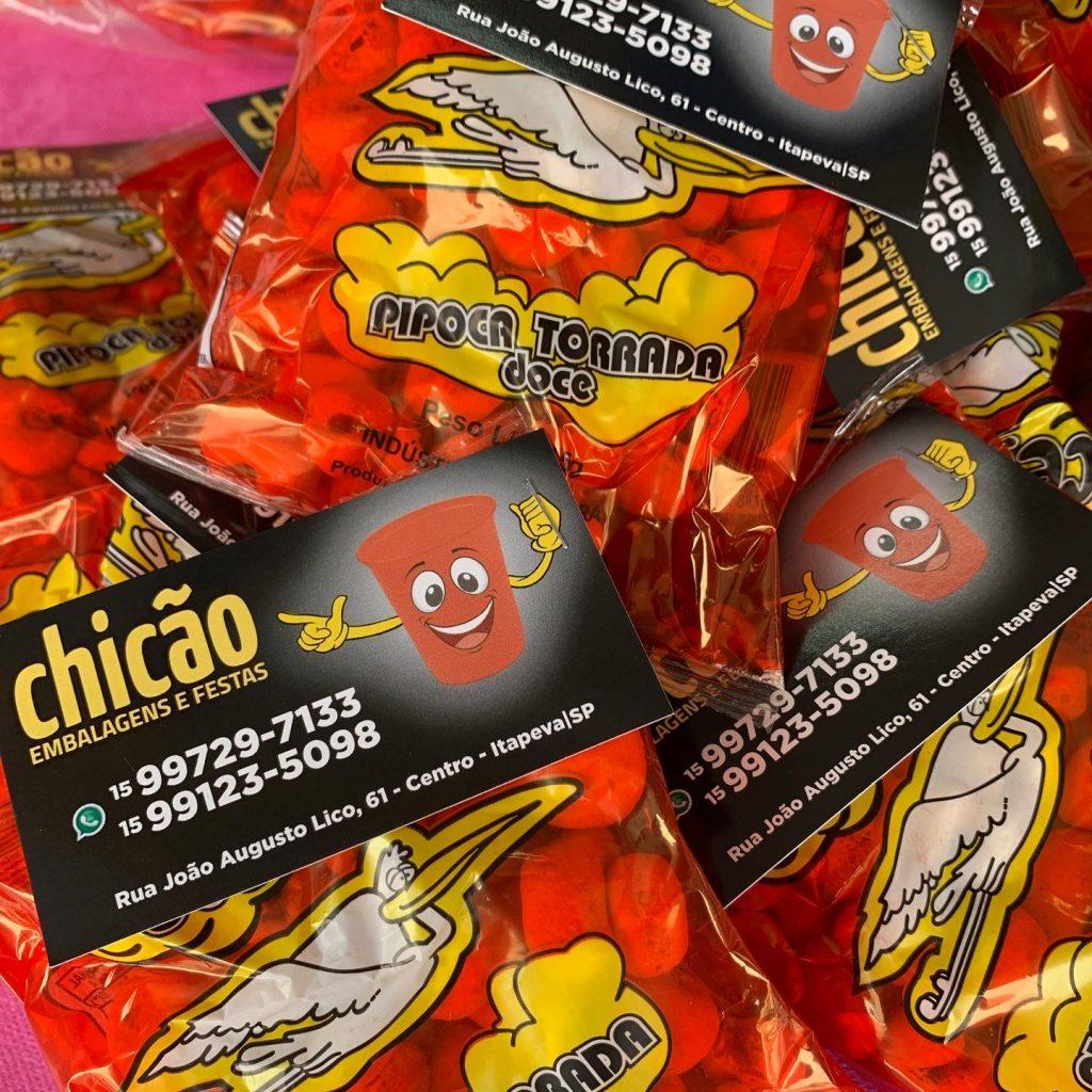 Dia das Crianças é no Chicão Embalagens e Festas