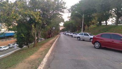 Vereador Celinho pede construção de calçada na rua acima da Rodoviária